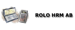 Rolo HRM